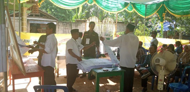 Pemilu di TPS 6 Kampung Sidomulyo Berlangsung Aman dan Tertib