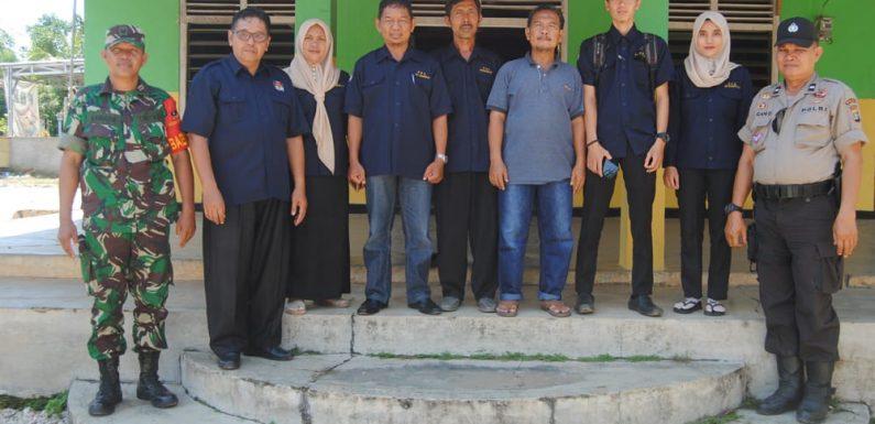 PPS Kampung Sidomulyo Sukses Gelar Pemilu Serentak