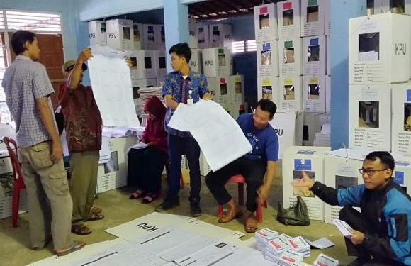 Hasil Rekapitulasi Suara Janggal, Dua TPS di Trimurjo Dihitung Ulang