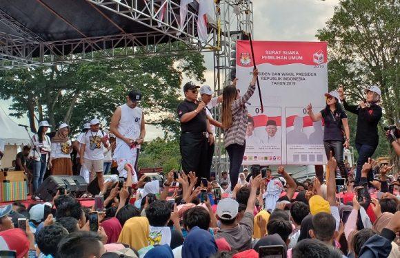 Arinal Djunaidi Targetkan Jokowi-Ma'ruf Amin Raih 70 Persen Suara di Lamteng