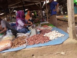 Jelang Ramadhan Harga Bawang Putih Tembus Rp80 ribu/kg