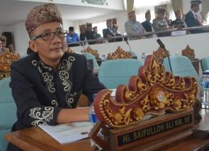Merasa Dirugikan, Caleg Demokrat Saifulloh Ali Minta Bawaslu Lamteng Proses Dugaan Penggelembungan Suara