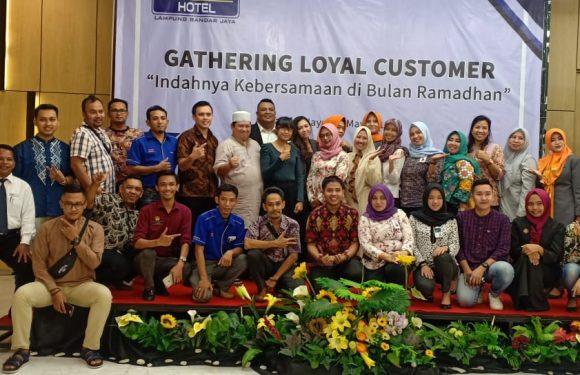 Jalin Kebersamaan di Bulan Suci, Revive Hotel Lampung Gathering Loyal Customer