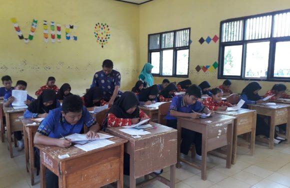 310 Siswa SMPN 2 Bandarmataram Ikuti Semester Genap