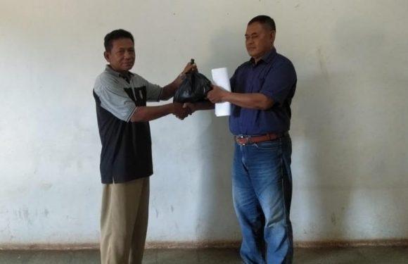 PT Florindo Makmur Sukaraja Nuban Bagikan 700 Paket Sembako