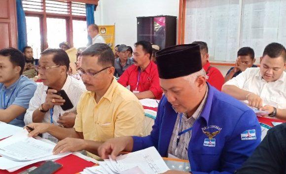 Desak Hitung Ulang, Demokrat Lamteng Resmi Layangkan Surat ke KPU