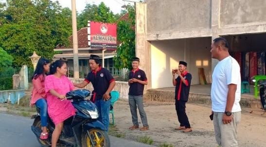 Almacida Lampung Bagikan 500 Takjil