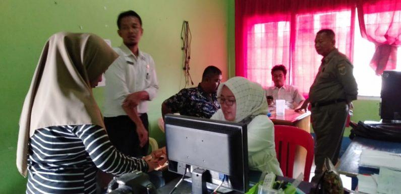 Perekam E-KTP di Kecamatan Trimurjo Meningkat