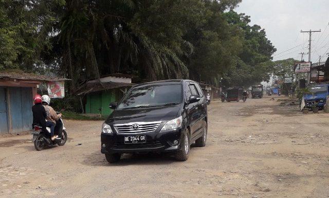 Bakal Diperbaiki, Warga Lamteng Tunggu Janji Gubernur dan Wakil Gubernur Yang Baru Dilantik