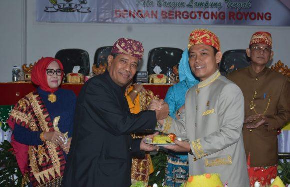 Peringatan HUT Kabupaten Lamteng Ke-73, Bupati Loekman Bilang Ini