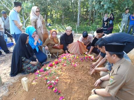 Doa Terbaik Dari Ketua KARANG TARUNA Lamteng Untuk Almarhum Fahrur Rozi