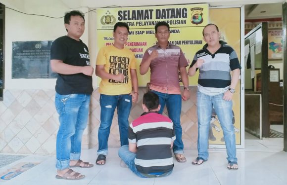 Modus Cegat Mobil, Pelaku Curat Rampas Hp Warga Sumatera Utara