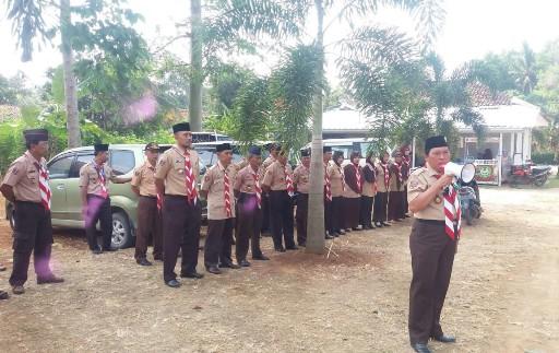 Gerakan Pramuka Kwarcab Lampung Tengah  Gelar Dianpinru