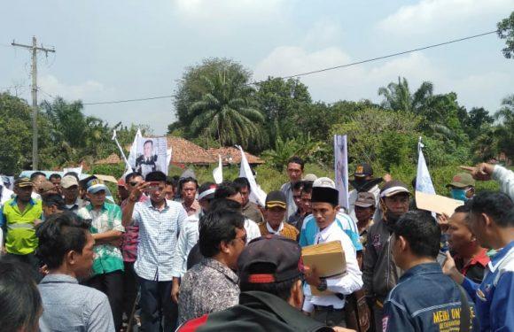 Ratusan Warga Desak Kejari Lamteng, Segera Proses Dugaan Penyimpangan ADD Kakam Payung Makmur