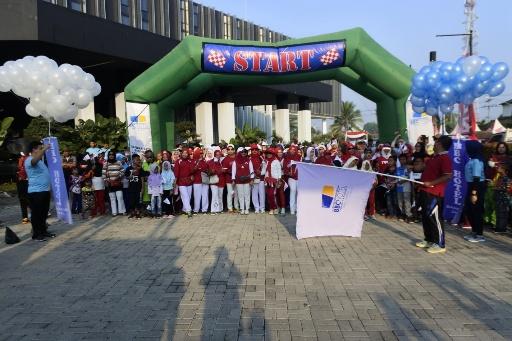 Semarak HUT RI Ke 74 BBC Hotel Lampung Tengah Usung Misi Sosial,Edukasi Dan Sehat Bersama