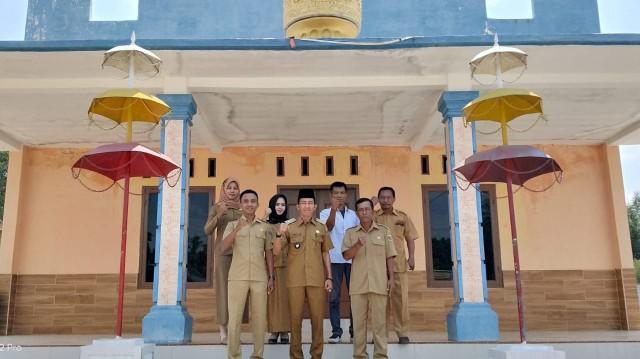 Dari Dana Desa, Pembangunan Fisik Kampung Indraputra Subing Meningkat Pesat