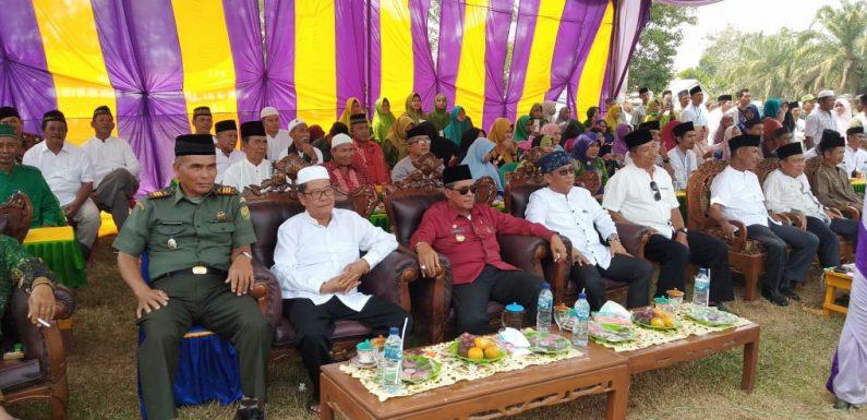 Ribuan Jamaah Kampung Sinarbanten Hadiri Pengajian Gus Miftah Sambut Tahun Baru Islam