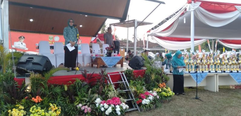 Pertama di Lampung, Pemkab Lamteng Gelar Jambore Kader PKK