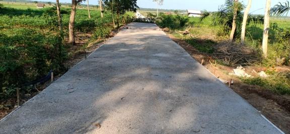 Kampung Sidodadi Maksimalkan Penggunaan ADD Tahun 2019