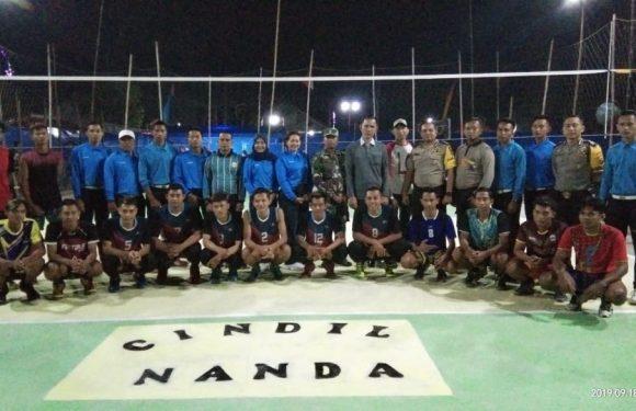 Turnamen Voli Sigit Brimob Cup Diikuti 34 Tim