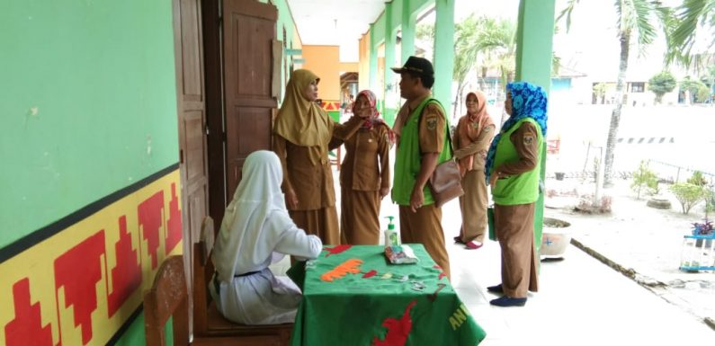 Dinilai Tim LSS, SMPN 1 Rumbia Optimis Juara