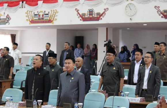 Dua Nama Capim DPRD Lamteng Diumumkan, Golkar dan Gerindra Belum Usulkan Nama