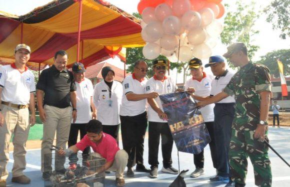 Tim Futsal Lapas Gunungsugih, Targetkan Juara Dalam Turnamen Peringatan HDKD 2019
