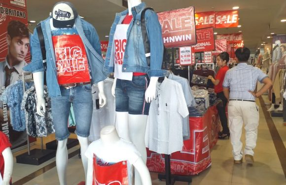 Chandra Bandarjaya Buka Gebyar Big Sale