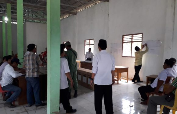 Pilkakam Sumberrejeki Mataram, Burhanudin Raih Suara Terbanyak