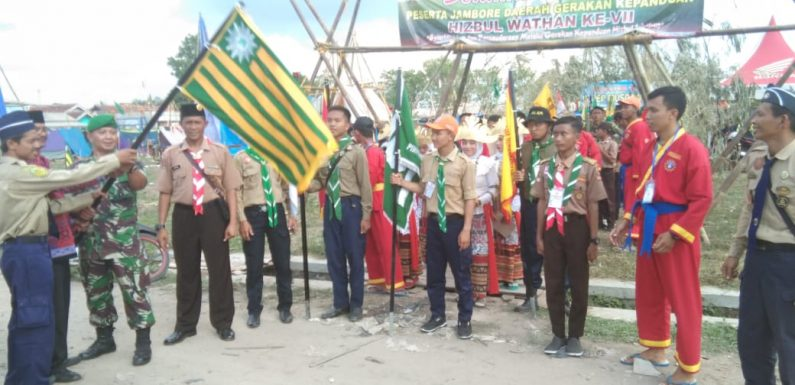 SMK Muhammadiyah 1 Tuan Rumah Jambore Hizbul Wathan VII