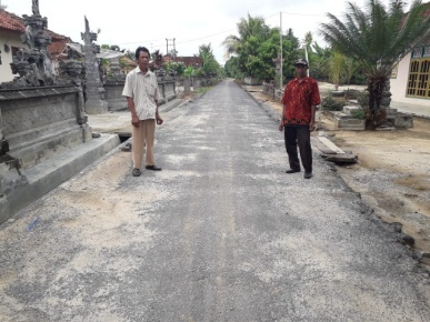 Kampung Dharmaagung Terus Genjot Pembangunan Infrastruktur