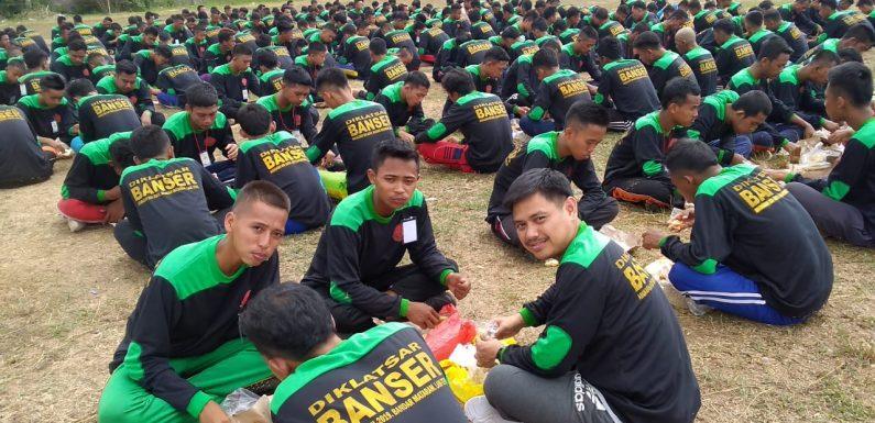 Bukti Berbakti untuk NU, Anggota DPRD Cecep Jamani  Ikut Diklatsar Banser