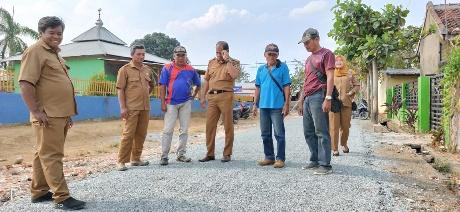 Melalui ADD, Kampung Poncowati Tingkatkan Kualitas Infrastruktur Jalan