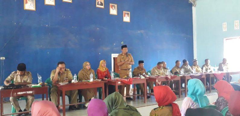 Jelang Lomba Kampung Berprestasi, Kampung Variaagung Dibina