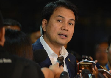 Azis Syamsuddin Tokoh Muda Kemajuan Provinsi Lampung