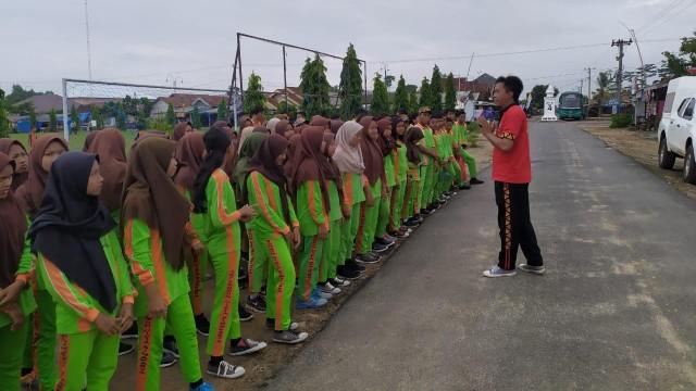 Cegah DBD, Puskesmas Bina Karya Utama Gencar Kampanye PSN 3M Plus