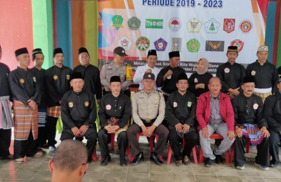 IPSI Lamteng Periode 2019-2023 Dilantik, Targetkan 8 Medali di Porprov 2021