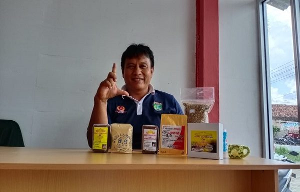 Kopi Robusta Cap 9,9 Kwalitas Asli Kopi Lampung