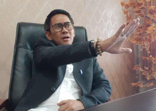 Unsur Pimpinan DPRD Lamteng Ingin Bupati Pertegas Kebijakan Sosial Distancing