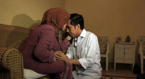 Inalilahi, Ibunda Presiden Jokowi Wafat