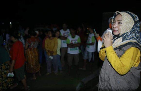 Ronda di Seputihsurabaya, Nessy Temui Banyak Pos Ronda Gelap