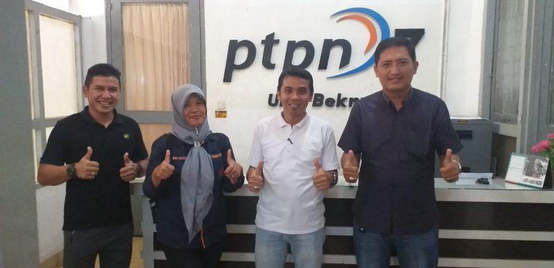 PTPN VII Unit Usaha Bekri Sinergikan Warga Sekitar Kelola Usaha