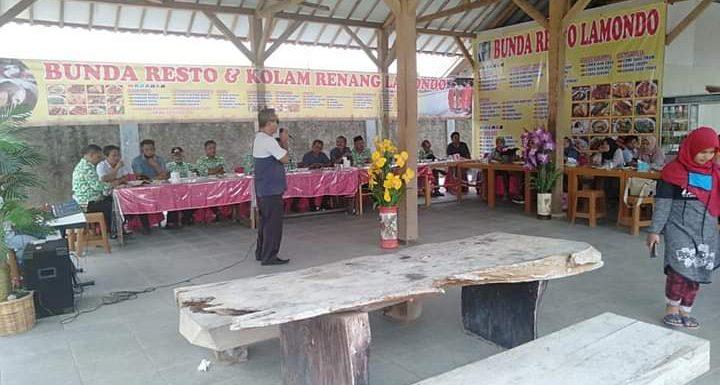 RM Bunda Resto Hadir Di Kolam Renang Lamondo Waterpark Seputihjaya