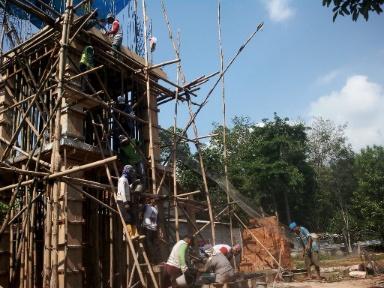 Kampung Notoharjo Realisasikan Pembangunan Pamsimas