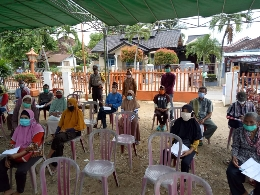 BST Tahap IV dan V Kecamatan Trimurjo Cair