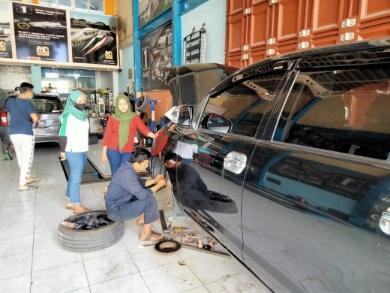 Miliki Member, Free Servis Kendaraan di Yann Auto Bandarjaya