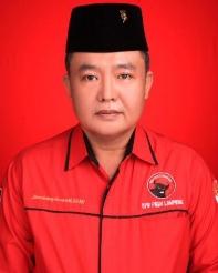 Alm Basur di Mata Sumarsono; Beliau Guru bagi Kader PDI Perjuangan Lamteng