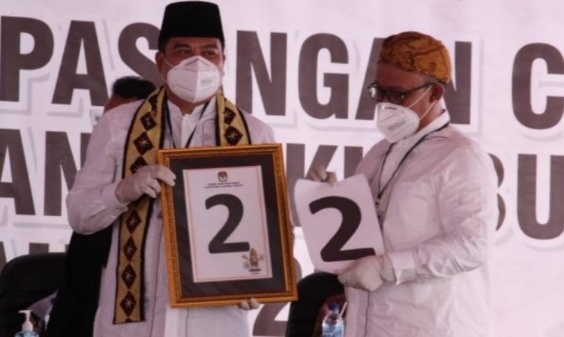 Senin 22 Februari, DPRD Lamteng akan Umumkan Penetapan Paslon Pilkada Terpilih di Rapat Paripurna
