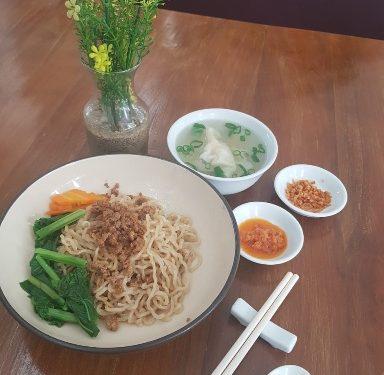 Sajian Menu Baru Mie Ton-Ton BBC Hotel Lampung Bandarjaya Rasa Homemade
