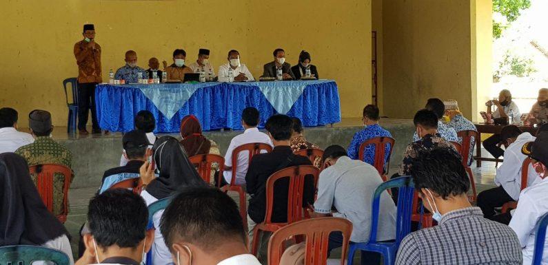 Delapan Anggota DPRD Lamteng Dapil 2 Reses di Bandarsurabaya